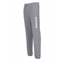 Babolat Pant Training Sweat BIG Logo 2016 grau Herren