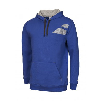 Babolat Sweatshirt Match Core 2016 blau Boys