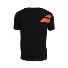 Babolat Tshirt Training Core 2015 anthrazit Herren
