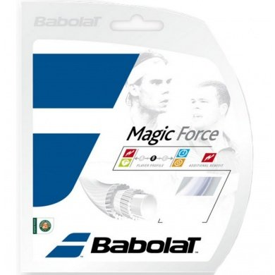 Babolat Magic Force 1.35 weiss Tennissaite