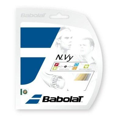 Besaitung mit Babolat N.Vy