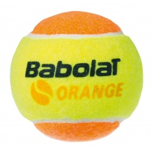 Babolat Stage 2 Orange Methodikball 36er im Beutel