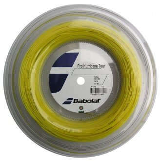 Babolat Pro Hurricane Tour gelb 200 Meter Rolle