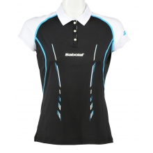 Babolat Polo Match Performance 2014 schwarz Girls