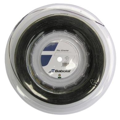 Babolat Pro Extreme schwarz 200 Meter Rolle