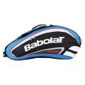 Babolat Racketbag Pro Team 2012 blau 3er