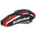 Babolat Racketbag Pro Team 2012 rot 3er