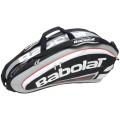 Babolat Racketbag Pro Team 2012 schwarz 9er