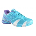 Babolat Propulse 4 Clay blau Tennisschuhe Damen