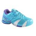 Babolat Propulse 4 Allcourt blau Tennisschuhe Damen