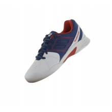 Babolat Propulse Team BPM INDOOR 2015 weiss Tennisschuhe Kinder