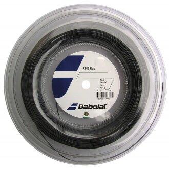 Babolat RPM Blast schwarz 200 Meter Rolle