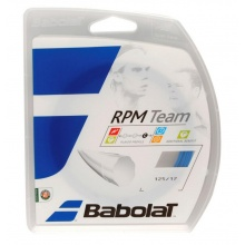 Babolat Tennissaite RPM Team blau 12m Set