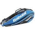 Babolat Racketbag Pure Drive 2015 blau/schwarz 3er