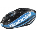 Babolat Racketbag Pure Drive 2015 blau/schwarz 6er