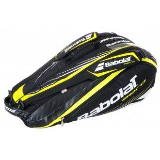 Babolat Racketbag Aero 2013 schwarz/gelb 6er