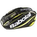 Babolat Racketbag Pure Aero 2015 schwarz/gelb 12er
