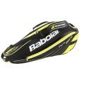 Babolat Racketbag Pure Aero 2015 schwarz/gelb 3er