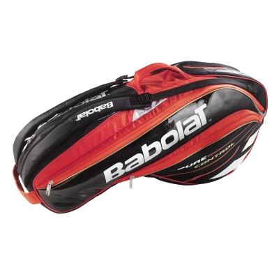 Babolat Racketbag Pure Control 2015 rot/schwarz 6er