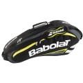 Babolat Racketbag Pro Team 2015 schwarz/gelb 3er
