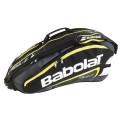 Babolat Racketbag Pro Team 2015 schwarz/gelb 6er