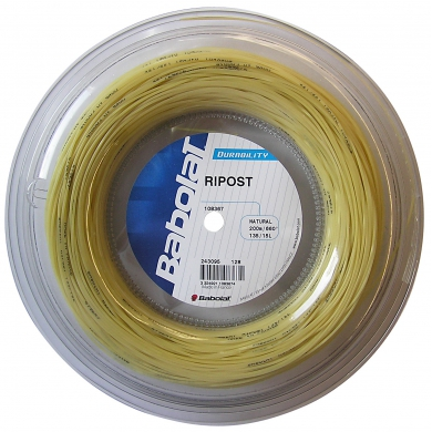 Babolat Ripost natur 200 Meter Rolle