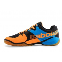 Babolat Shadow Tour schwarz/orange Badmintonschuhe Herren