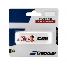 Babolat Syntec Pro 1.8mm Basisband weiss