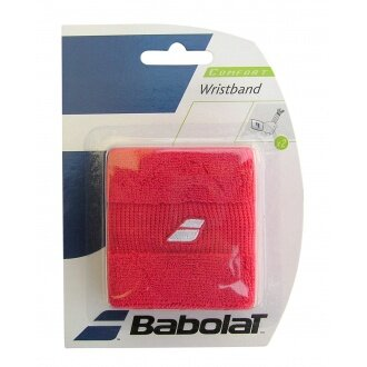 Babolat Schweissband koralle 2er