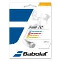 Babolat iFeel 0.70mm weiss Badmintonsaite 10m Set