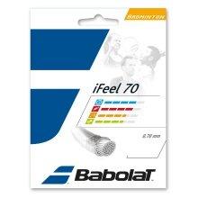 Babolat iFeel 70 weiss Badmintonsaite