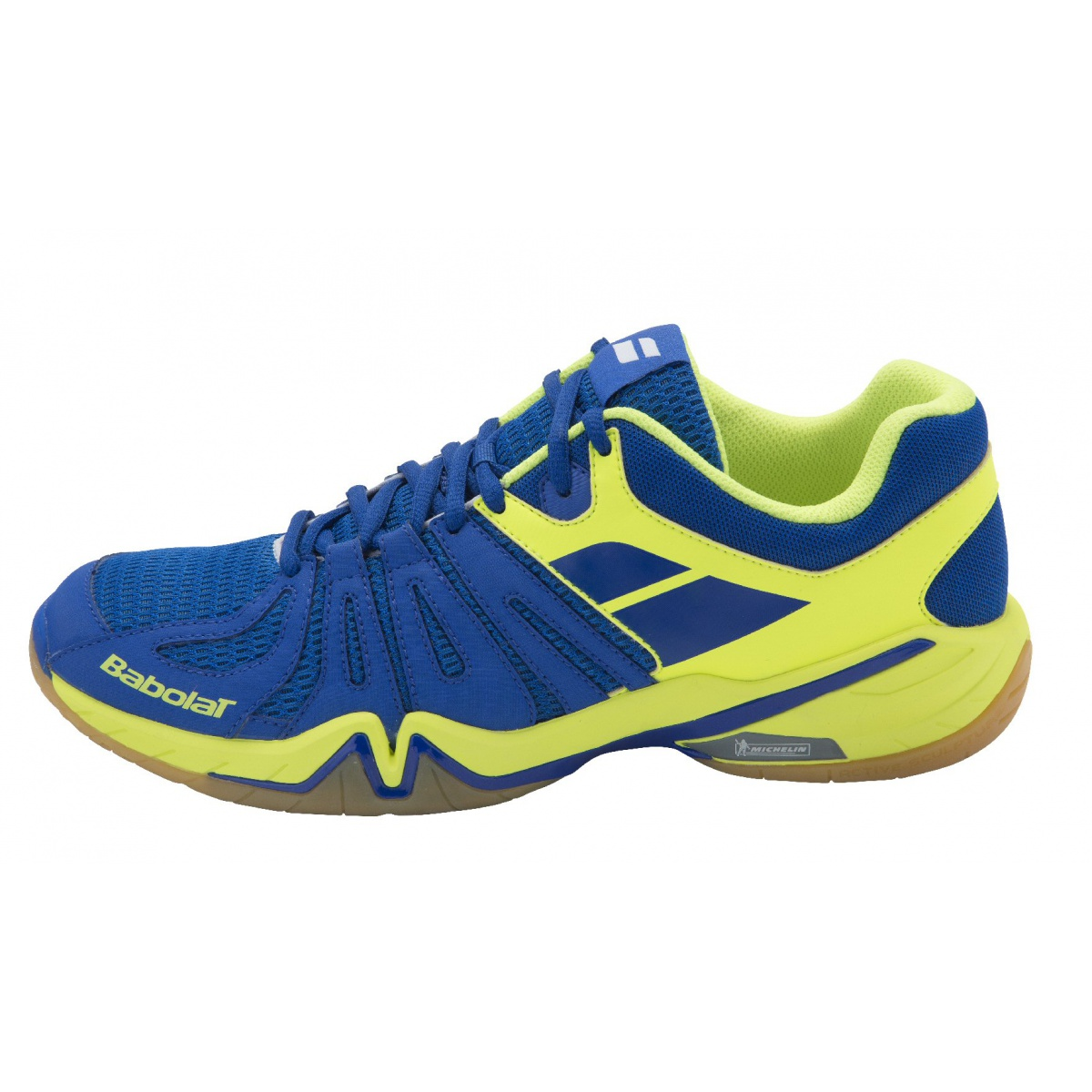 Babolat Shadow Spirit Badmintonschuhe blauneon