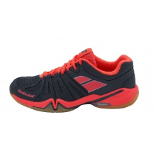 Babolat Shadow Spirit 2016 anthrazit Badmintonschuhe Damen