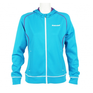 Babolat Sweatshirt Match Performance 2014 türkis Girls