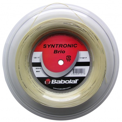 Babolat Syntronic Brio 200 Meter Rolle