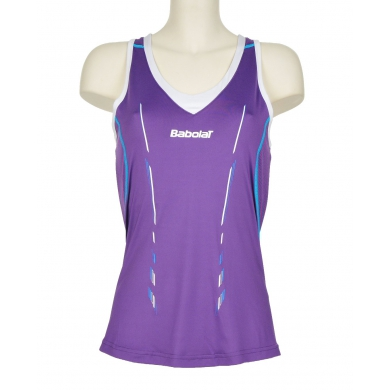 Babolat Tank Match Performance 2014 violett Girls