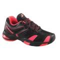 Babolat V Pro Allcourt 2 schwarz/rot Tennisschuhe Kinder