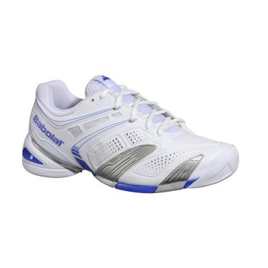Babolat V Pro Allcourt 2 2013 weiss/blau Tennisschuhe Damen