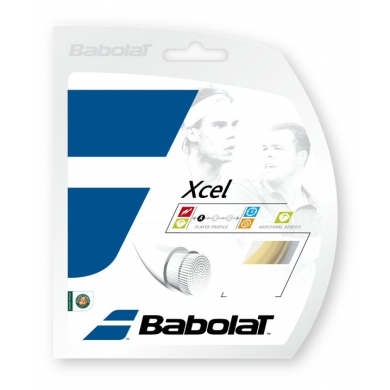 Besaitung mit Babolat XCel