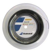 Babolat Badmintonsaite iFeel 66 (Power+Touch) schwarz 200m Rolle