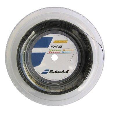 Babolat iFeel 66 schwarz 200 Meter Rolle