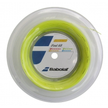 Babolat Badmintonsaite iFeel 68 (Allround+Touch) gelb 200m Rolle