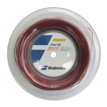Babolat iFeel 68 rot 200 Meter Rolle