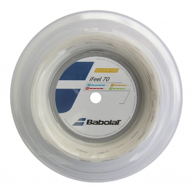 Babolat iFeel 70 weiss 200 Meter Rolle
