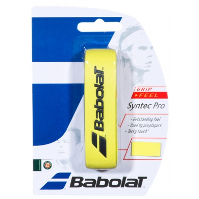 Babolat Syntec Pro Basisband gelb