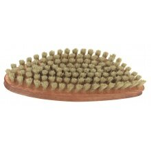 Bama Glanzbürste Premium - poliert Lederflächen auf Hochglanz - hell