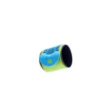 Bauerfeind Handgelenkbandage blau/lime 1er