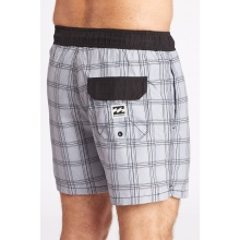 Billabong Badeshort All Day Geo 2017 grau Herren