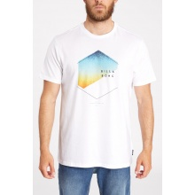 Billabong Tshirt Enter 2017 weiss Herren