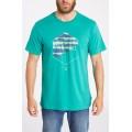 Billabong Tshirt Enter 2017 grün Herren